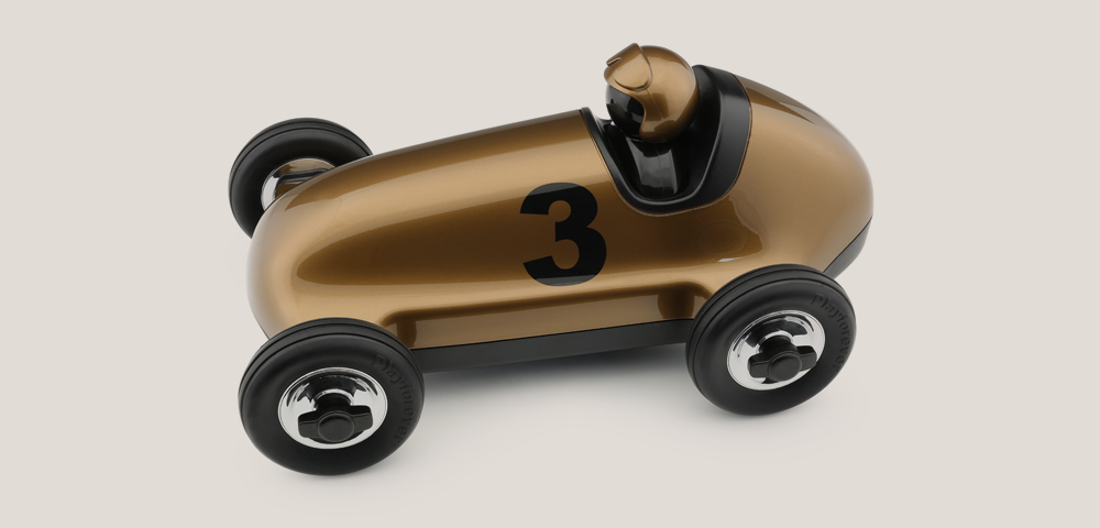 Classic Series - Bruno Roadster - Goldie